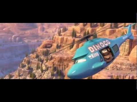 Life is a Highway - Cars & Cars 2 Pixar Tribute