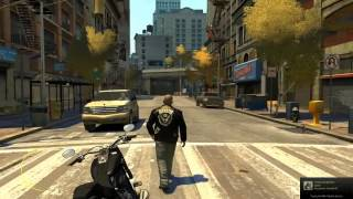 Grand Theft Auto IV GTA 5 Special Abilities And Features Script MOD HD