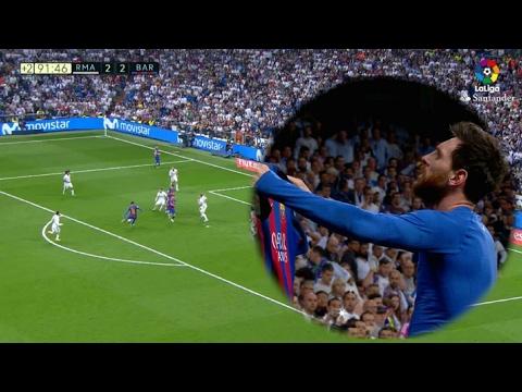GOL DE MESSI | REACCIÓN MUNDIAL | REAL MADRID vs. BARCELONA (2-3) thumbnail