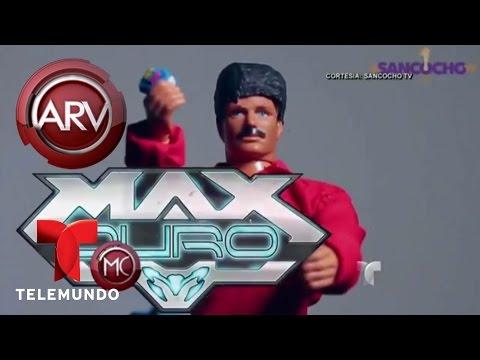 VIDEO: CREAN UN SÚPER HÉROE INSPIRADO EN NICOLÁS MADURO