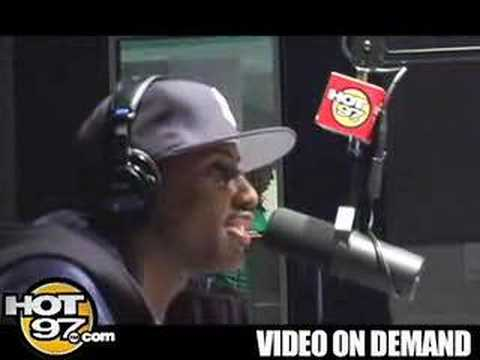 HOT 97- Angie Martinez interviews Fabolous 12/17/07