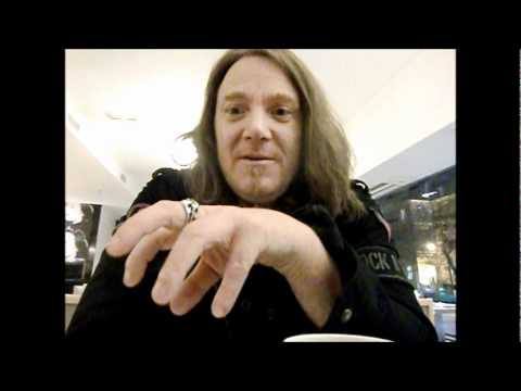 1/2 Interview : Kai Hansen (Unisonic, Gamma Ray) by Gentlemen Chronicles