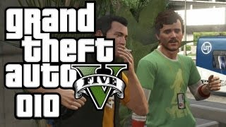 GTA 5 Gameplay German - NICHT MEIN TRAUMJOB - Part 10 - Let's Play GTA 5