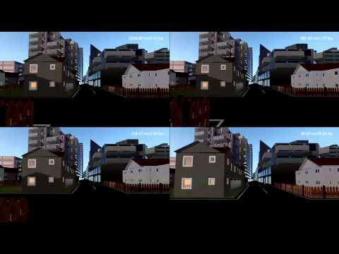 On-the-fly Generation and Rendering of Infinite Cities on the GPU