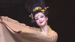 Beautiful Chinese Classical Dance [Song Diện Yến Tuân]
