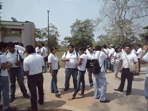 1er Simulacro de Evacuación de Edificio UTTAB Mayo 2011