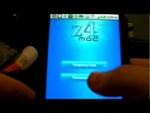 Z4Root: The Ultimate 1 Click Root. Unroot. and Reroot android app that ...