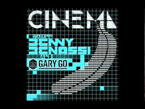 Benny Benassi ft. Gary Go - Cinema (Cover Art)