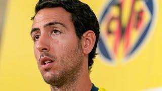 """Dani Parejo: """"El Villarreal es un grande de España"""""""