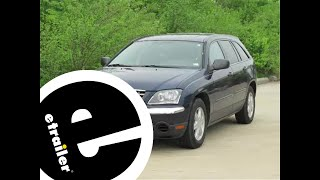 install trailer hitch 2006 chrysler pacifica 75522 - etrailer.com