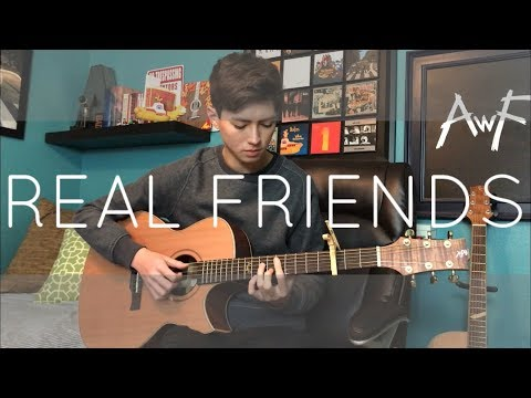Camila Cabello - Real Friends - Cover (Fingerstyle Guitar)