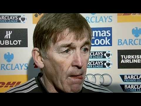 Kenny Dalglish loses it on Sky Sports live [FULL INTERVIEW]
