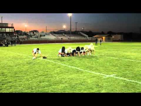 Rosamond High School Juniors Half Time Short Clip Powder Puff
