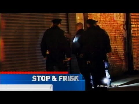 Mayor Michael Bloomberg angry with Stop and Frisk ruling !