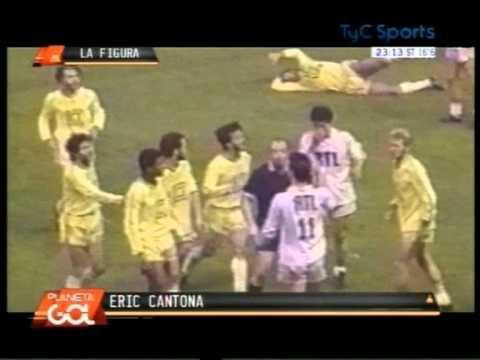 Especial Eric Cantona