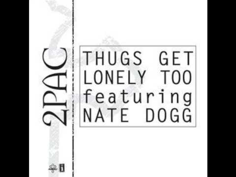 2Pac vs Eddie Hazel - Thugs Get Lonely Too (Frantic Mix by Dj Stikaz)