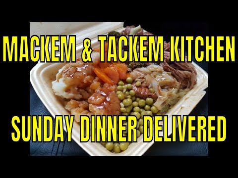Mackem & Tackem Kitchen - Sunday Dinner Delivered - Sunderland UK