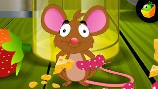Chuhiya Rani - Hindi Animated/Cartoon Nursery Rhymes For Kids