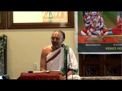 Sri U. Ve. Velukkudi Krishnan Swamy- Sri Krishnanubhavam Sep 3, 2012 video