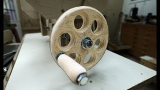 How To Make A Cool Looking Hand Wheel