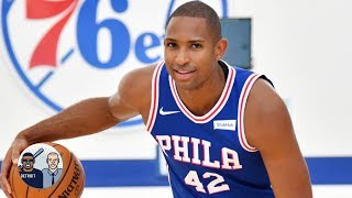 Al Horford will play the 5 when Joel Embiid sits for the 76ers - Jalen Rose | Jalen & Jacoby