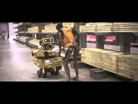 Robots In The Workplace - Shelved