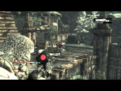 montage gears of war 2