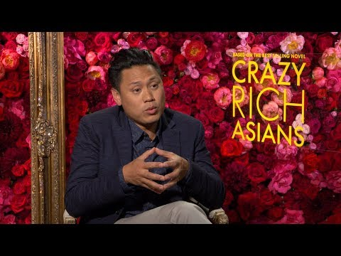 'Crazy Rich Asians' Director John M. Chu On The Film's Vibrant Look