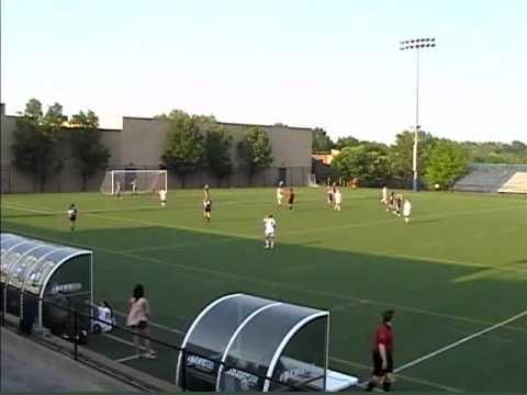 St. Teresa's Academy vs. Topeka-Hayden high school soccer (May 10, 2011)