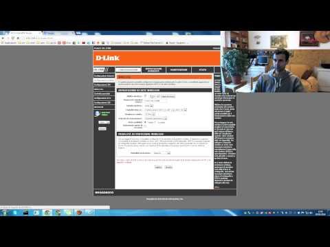 Configurazione Base Internet e Wireless Modem D-Link DSL-2750B