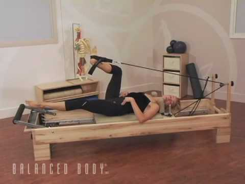 Elizabeth's Studio : S2EP02 : Reformer Work for Rotational Sports