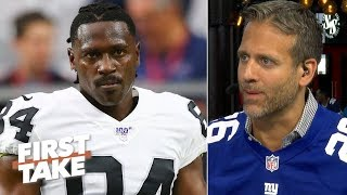 The Raiders have to cut Antonio Brown – Max Kellerman | First Take