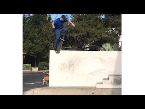 Ronson Lambert Raw Iphone Clips Sept 2017 Skateboarding