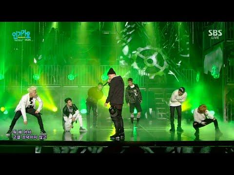 IKON - '리듬 타(RHYTHM TA)' 1004 SBS Inkigayo : '취향저격(MY TYPE)' NO.1 OF THE WEEK