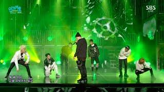 iKON RHYTHM TA 1004 SBS Inkigayo MY TYPE NO 1 OF THE WEEK