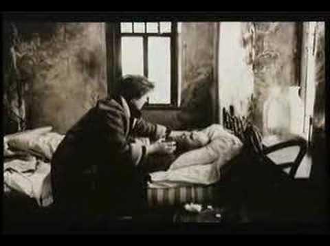 Tarkovsky mirror poem