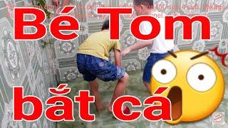 Bé Tom chơi bắt cá♥video♥clip cho be♥funny kids♥️kids songs♥️nhạc tiếng anh cho bé♥amazing♥discovery