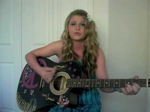 Me Singing &quot;Battlefield&quot; by Jordin Sparks (Savannah Outen)