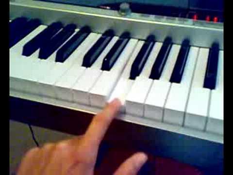 Casio px-200 key noise