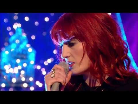 Florence and The Machine - Rabbit Heart Raise It Up (Jools Annual Hootenanny 2009) HD 720p