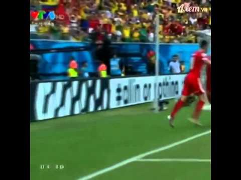 [FIFA WORLD CUP 2014] HONDURAS VS SWITZERLAND - Thụy Sĩ gặp Honduras video bàn thắng world cup 2014