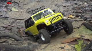 RC Scale Trucks Offroad Adventures Toyota Hilux Land Rover Defender Jeep Wrangler G wagon RC4WD