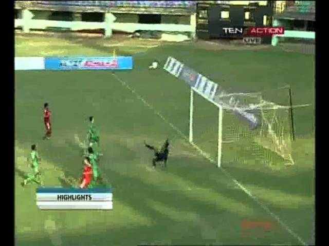 Federation Cup 2014: Salgaocar vs Shillong Lajong FC highlights
