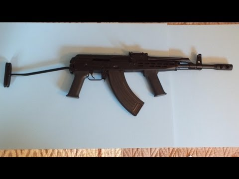 Hungarian AMD-65 7.62x39mm AK-47 Rifle