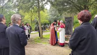 Ermeni Soykırımı'nda yaşamını yitirenler Köln'de anıldı