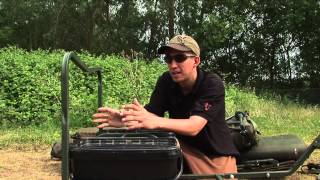 ***CARP FISHING TV*** New FX Low Rider Barrow Explained...