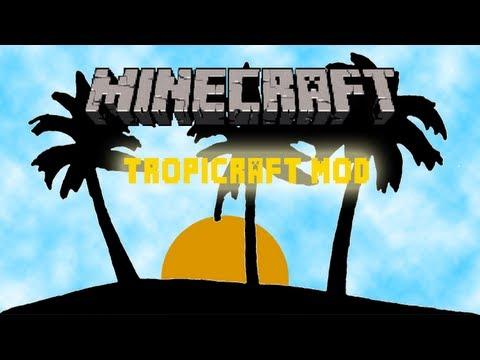 Minecraft 1.4.7: Tropicraft Mod Review