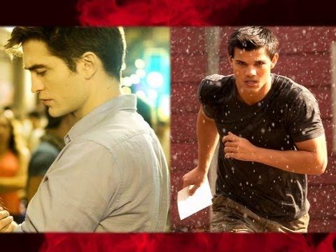 Taylor Lautner vs Robert Pattinson: FIGHT!