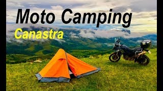 Moto Camping na Serra da Canastra
