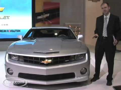 2010 Camaro and 2010 Mustang Comparison